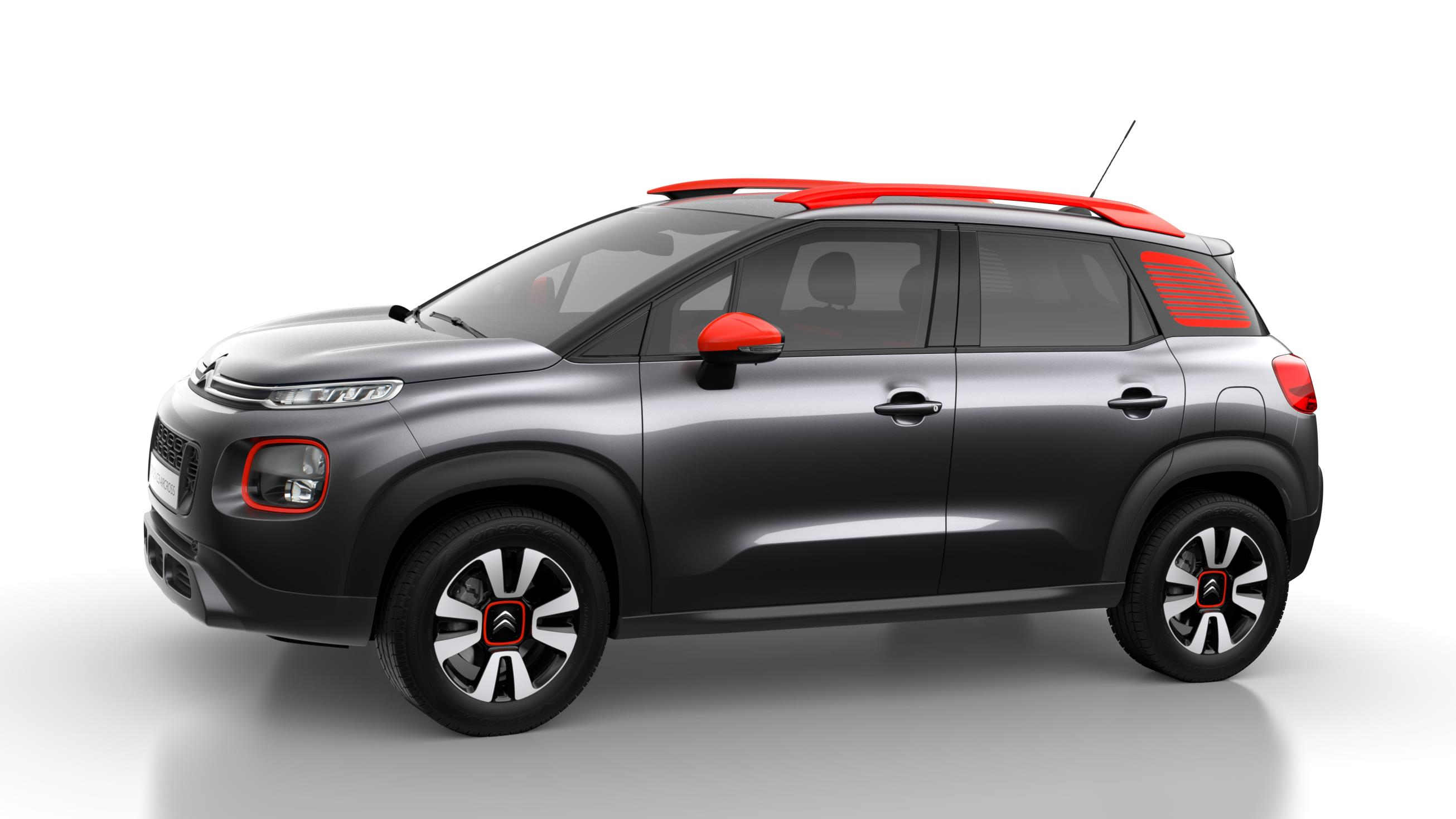 citroen c3 aircross suv 2017 price specs. Black Bedroom Furniture Sets. Home Design Ideas