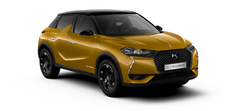 DS Automobiles DS3 CROSSBACK 1.2 PureTech 130 Performance Line 5dr EAT8