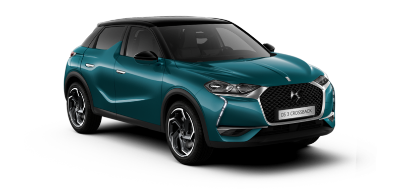 DS Automobiles DS3 CROSSBACK