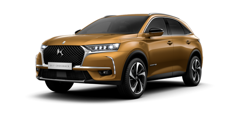 DS Automobiles DS7 CROSSBACK 1.6 PureTech Ultra Prestige 5dr EAT8