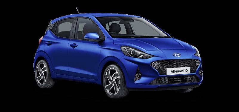 Hyundai i10 1.0 MPi SE 5dr