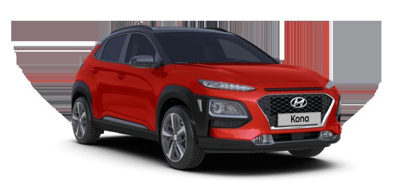 Hyundai Kona 1.0T GDi Blue Drive S 5dr