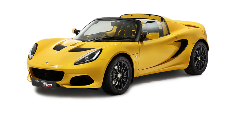 Lotus Elise 1.6 Sport 220 2dr
