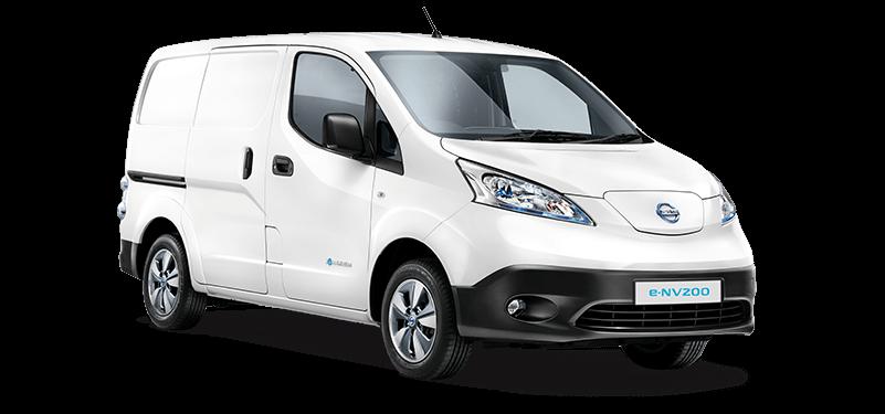 Nissan e-NV200 Visia 40kWh Van Auto