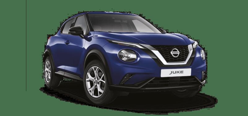 Nissan Juke 1.0 DiG-T N-Connecta 5dr