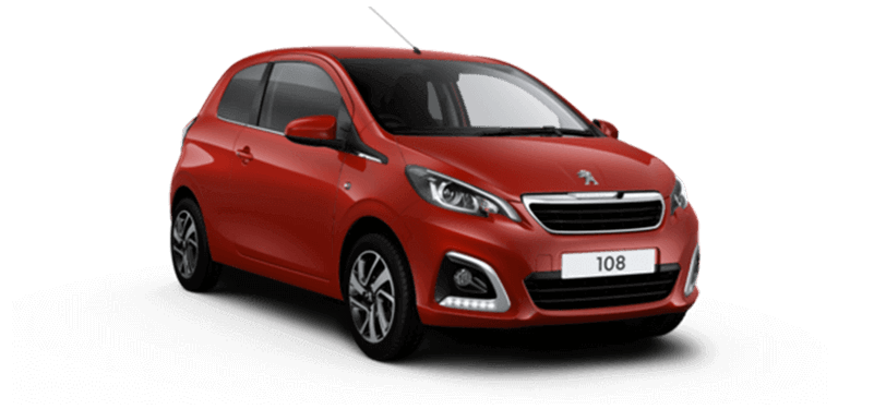 Peugeot 108 1.0 72 Allure 5dr