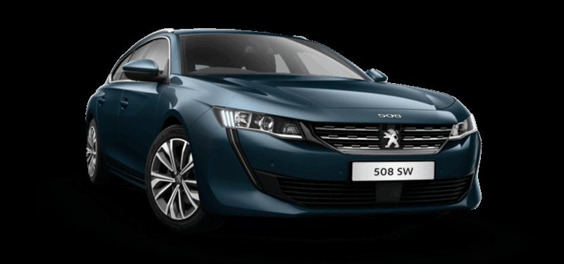 Peugeot 508 SW 1.6 Hybrid Allure 5dr e-EAT8