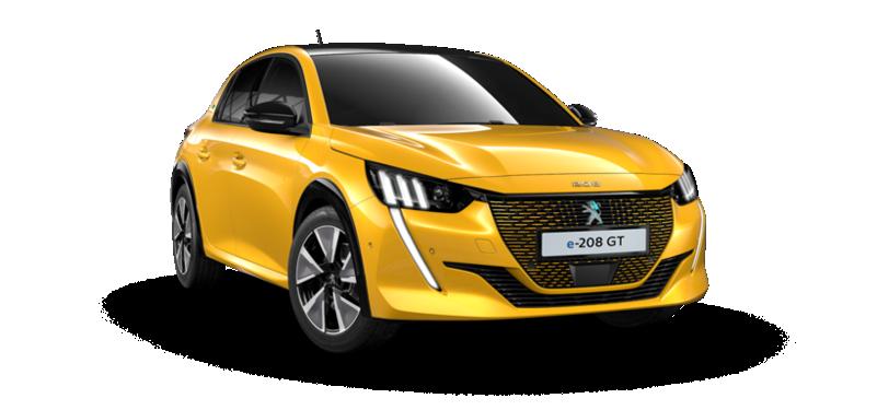 Peugeot All- New E-208 100kW Active Premium 50kWh 5dr Auto