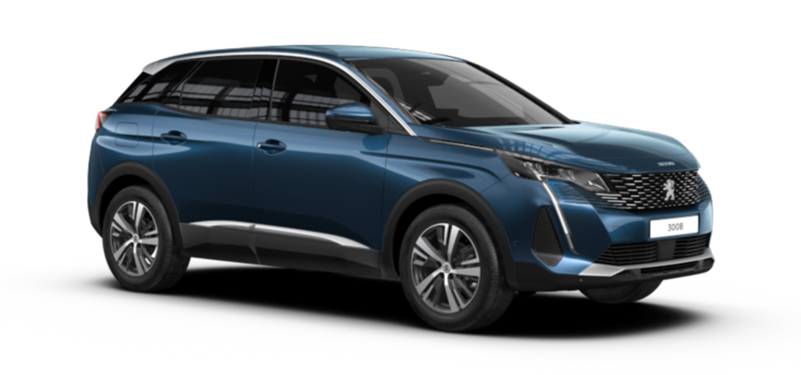 Peugeot New 3008 1.6 Hybrid4 300 Allure 5dr e-EAT8