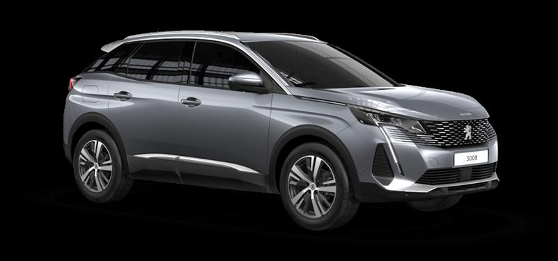 Peugeot New 3008 1.2 PureTech Allure Premium 5dr