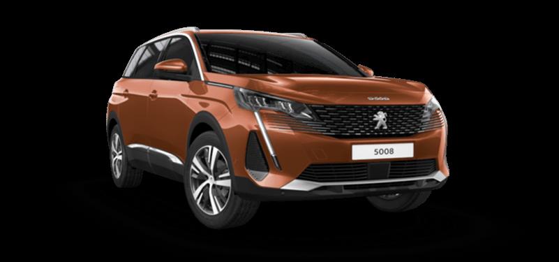 Peugeot New 5008 1.2 PureTech Active Premium 5dr