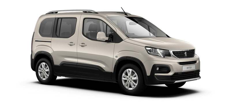 Peugeot Rifter 1.2 PureTech Allure [7 Seats] 5dr