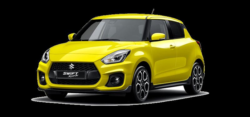 Suzuki Swift Sport 1.4 Boosterjet Sport 5dr