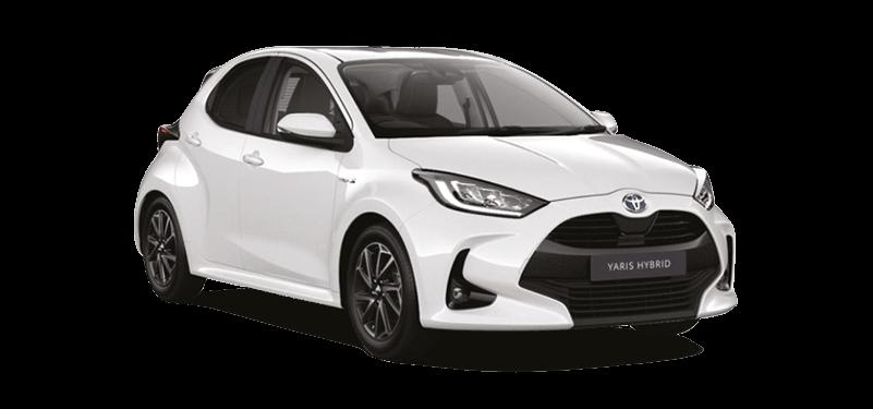 Toyota All New Yaris Hybrid 1.5 Hybrid Design 5dr CVT