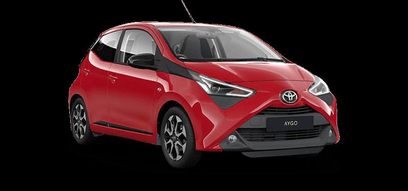 Toyota Aygo 1.0 VVT-i X-Trend 5dr