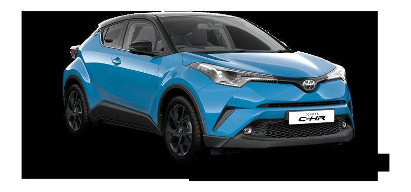 Toyota C-HR  1.8 Hybrid Dynamic 5dr CVT