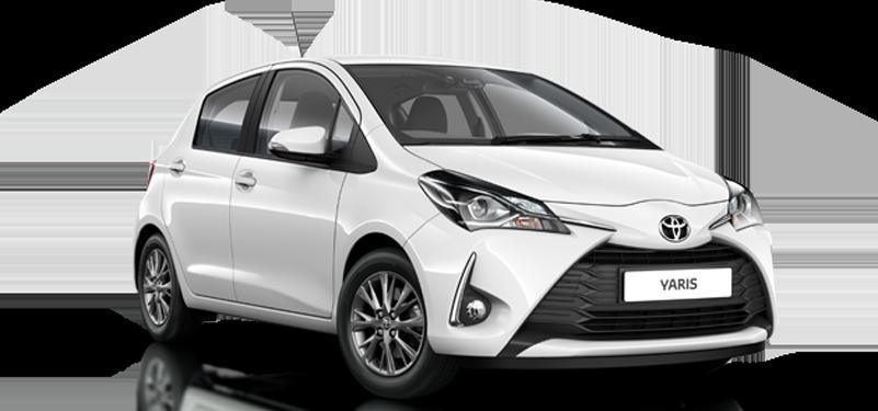 Toyota Yaris 1.0 VVT-i Active 5dr