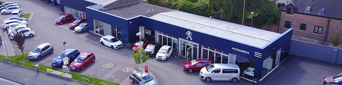 Peugeot Dorchester