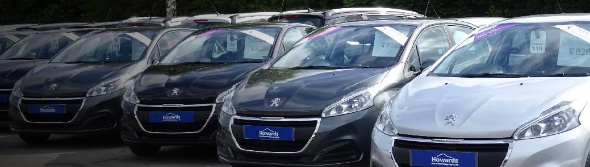 Peugeot Yeovil