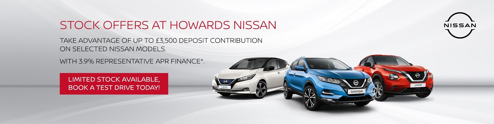 Howards Nissan Stock Offers