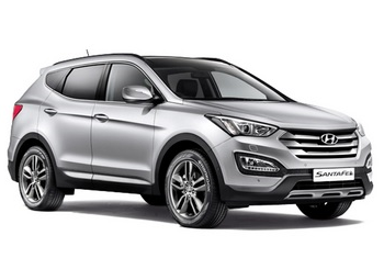 Hyundai Santa Fe Awarded The Best Large SUV… Again!