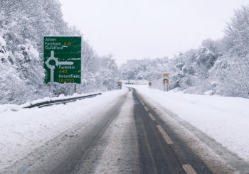 Keep Safe On The Road This Winter With Our Top Driving Tips