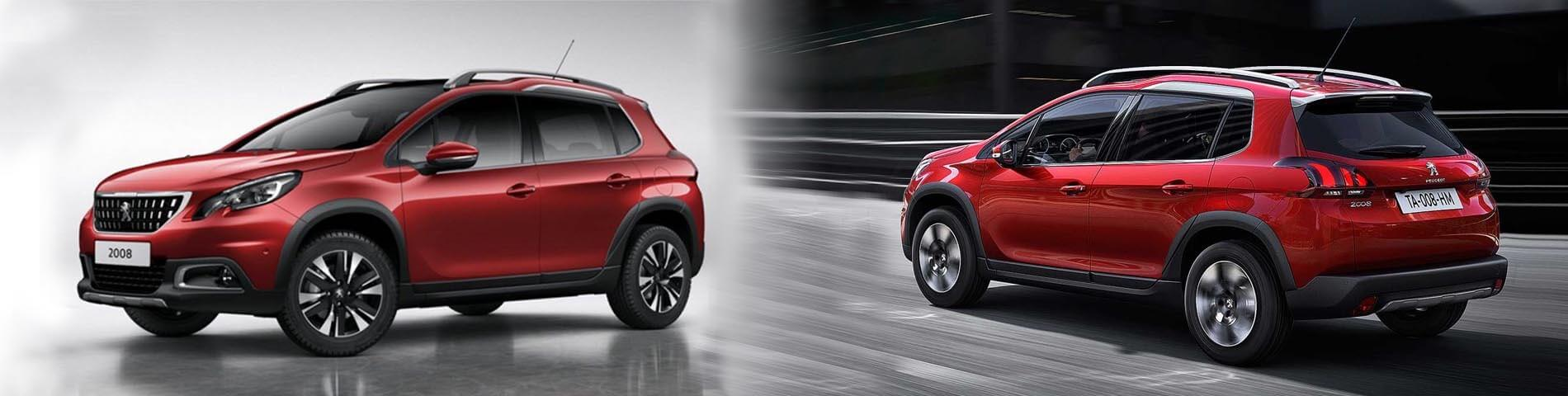 All New Peugeot 2008