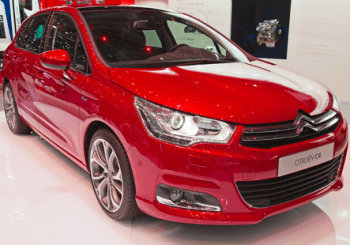 Citroen's C4 Hatchback Facelift