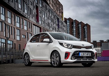 The 2017 Kia Picanto - Leader in its class