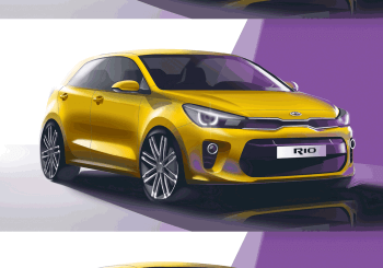 2017 Kia Rio: The Next 4th Generation Supermini