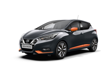 New Nissan Micra 2017: Who Says A Leopard Cant Change Its Spots