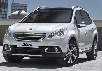 The Stylish New Peugeot 2008 Crossover