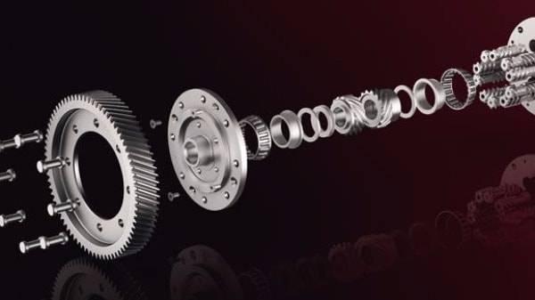 308 Precision mechanics