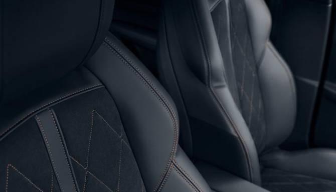 508 Fastback Interior Seats