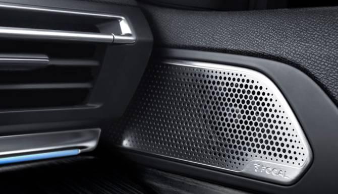 508 Fastback Speaker System