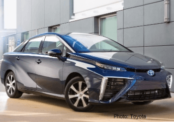 Introducing A Revolution In Fuel Technology: The Toyota Mirai