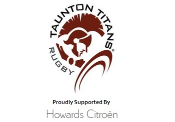 Taunton RFC Titans: Howards Citroen Weekly Round Up