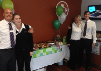 MacMillan's World's Biggest Coffee Morning Proves A Huge Success at Howards