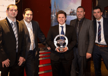 Howards Apprentice Wins Top Peugeot Accolade