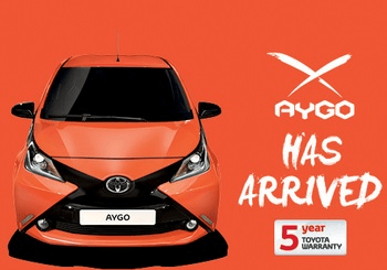 Go Fun Yourself With The Toyota Aygo