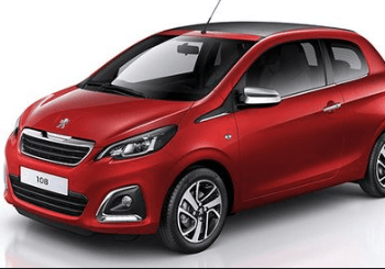 Design Your Life With The Fresh Peugeot 108