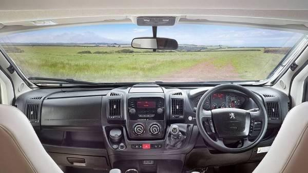 Advance interior cockpit