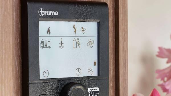 Advance Truma 4E heating system