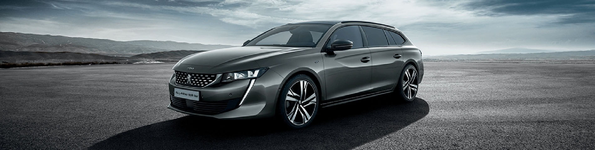 All-New Peugeot 508 SW