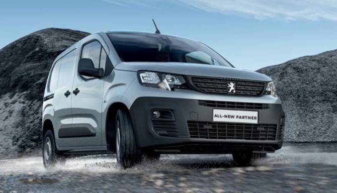 All-New Peugeot Partner