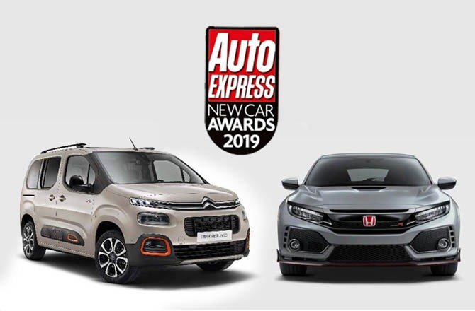 Auto Express Awards 2019