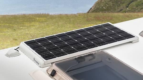 Autograph solar panel