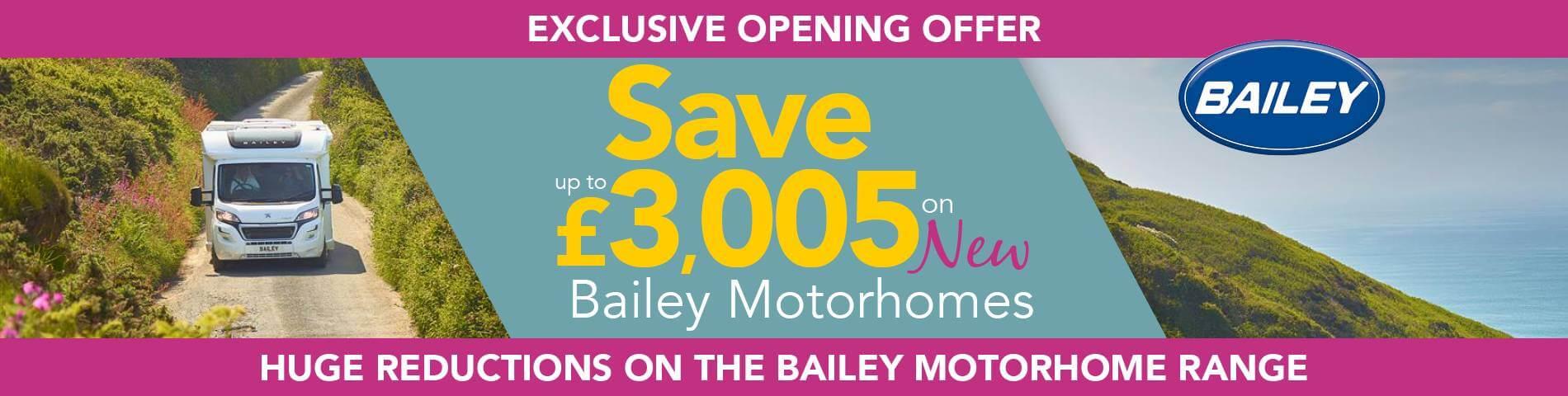 Bailey sale