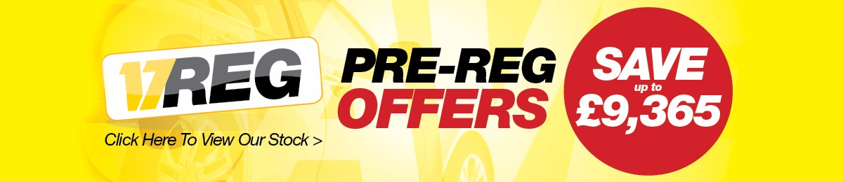 Brand New 17 Reg Offers 1