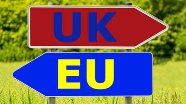 Brexit driving abroad
